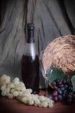 Seu vinho favorito Fotografia de Stock