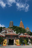 Seua tham Wat & tham Wat khao noi Стоковая Фотография