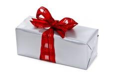 Seul cadeau de Noël photo stock