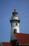 Seul Choix Point Lighthouse Stock Image