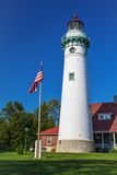 Seul Choix Point Lighthouse Stock Photography