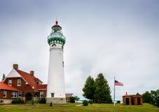 Seul Choix Punkt-Leuchtturm Lizenzfreies Stockbild