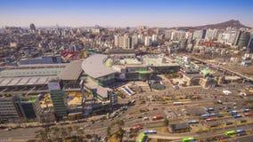Seul, Corea del Sur almacen de video
