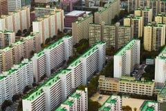 Seul miasto w południe Korea Zdjęcie Royalty Free
