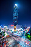 SEUL POŁUDNIOWY KOREA, MAJ, - 9: Lotte światu centrum handlowe Fotografia Stock