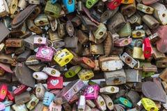 Seul, republika Korea, LUTY - 09: Tysiące Mistrzowski klucz Zdjęcie Royalty Free