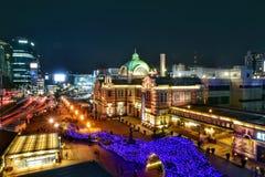 SEUL stacja, KOREA Zdjęcie Royalty Free