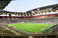 SEUL WORLDCUP stadium KOREA, MAJ, - 27, 2017 Obrazy Stock