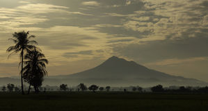 Seulawah Mountain Stock Image