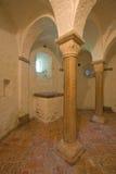Seule crypte dans la région de la Frise, Hollandes Photos libres de droits