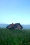 Seule maison Photographie stock libre de droits