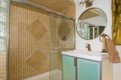 Seule salle de bains Photo libre de droits