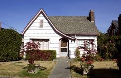 Seule vieille maison Photographie stock
