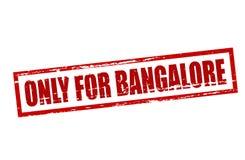 Seulement pour Bangalore illustration libre de droits