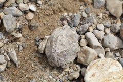 Seules roches Photographie stock libre de droits