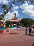 Seuss landing. Dr. Seuss world royalty free stock photos