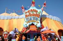 Seuss Landing in Universal Orlando. Seuss Landing in Islands of Adventure of Universal Orlando, Florida, USA royalty free stock photo