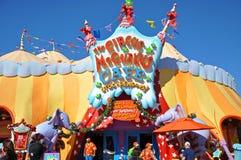 Seuss Landing in Universal Orlando, FL, USA. Seuss Landing in Islands of Adventure of Universal Orlando, Florida, USA stock photography