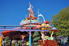 Seuss Landing in Universal Orlando, FL, USA. Seuss Landing in Islands of Adventure of Universal Orlando, Florida, USA stock photos
