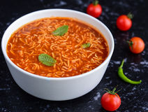 Sev pomidor Zdjęcie Stock