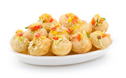 Sev Puri Royalty Free Stock Photos