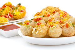 Sev Puri Stock Images