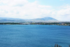 Sevan lake Royalty Free Stock Photos