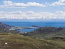 Sevan Lake Stock Image