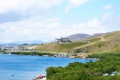 Sevan lake Stock Photos