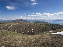 Sevan Lake Stock Photography