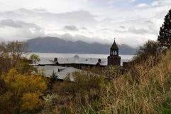 Sevan sacro in Armenia Immagini Stock Libere da Diritti