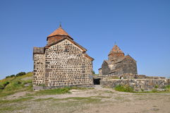 Sevanavank στην Αρμενία στοκ εικόνες