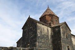 Sevanavank. An ancient monastery in Armenia Stock Photo