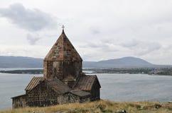 Sevanavank monastery. An ancient monastery in Armenia Royalty Free Stock Photography
