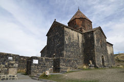 Sevanavank monastery Royalty Free Stock Photography