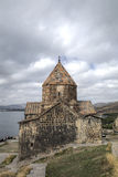 Sevanavank monastery. Lake Sevan, Armenia Royalty Free Stock Photography