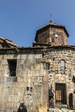 Sevanavank is a monastic complex located on the northwest coast Royalty Free Stock Images