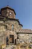 Sevanavank is a monastic complex located on the northwest coast Stock Image
