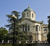 Sevastopol, cathedral of St. Vladimir Stock Photography