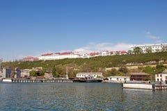 Sevastopol, cityscape Stock Photography