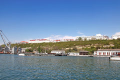 Sevastopol, cityscape Royalty Free Stock Photo
