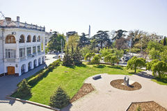 Sevastopol, cityscape Royalty Free Stock Images
