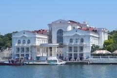Sevastopol, Crimeia Foto de Stock