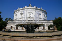 Sevastopol: the exterior facade of the Panorama Museum Royalty Free Stock Photos