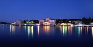 Sevastopol - night view Royalty Free Stock Photo