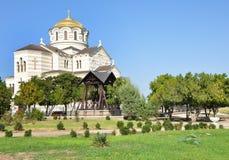 Sevastopol, St.Vladimir Cathedral Stock Image