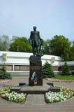 Sevastopol, zabytek Admiral Dmitry Nikolayevich Senyavin Zdjęcie Stock