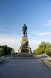 Sevastopol zabytek Admiral Nakhimov Fotografia Royalty Free