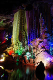 Seven Caves in China Guilin Stock Photo