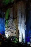 Seven Caves in China Guilin Royalty Free Stock Image